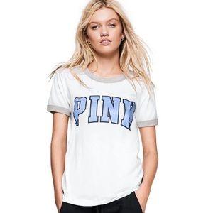 💙VS PINK Ringer Tee💙